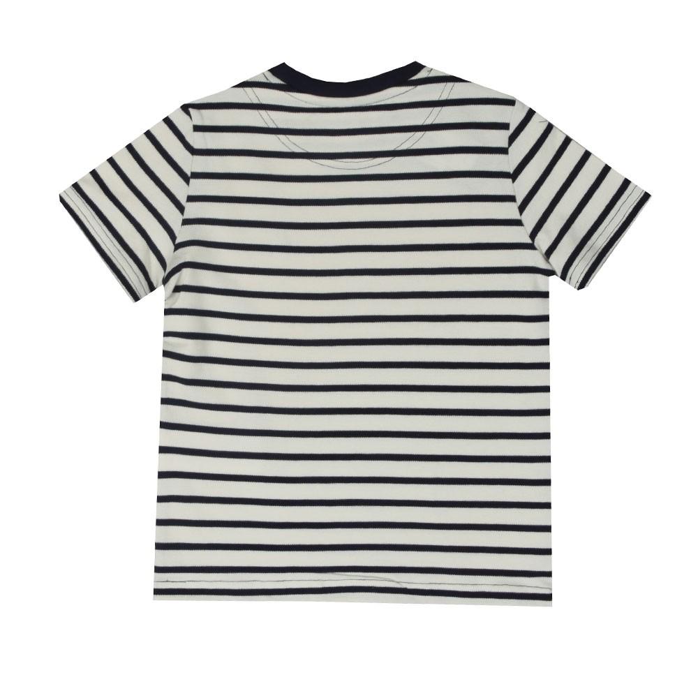Variegated Stripe T Shirt main image