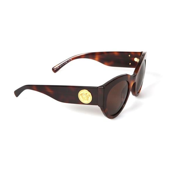 Versace Womens Brown VE4353 Sunglasses main image