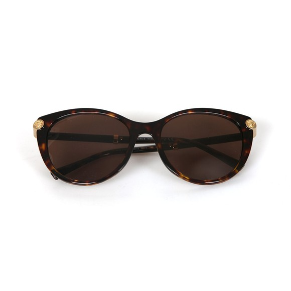 Versace Womens Brown V Rock VE4364Q Sunglasses main image