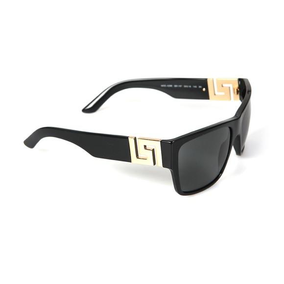 Versace Mens Black VE4296 Sunglasses