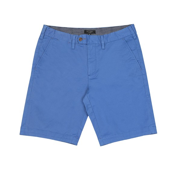 Ted Baker Mens Blue Selshor Chino Short main image