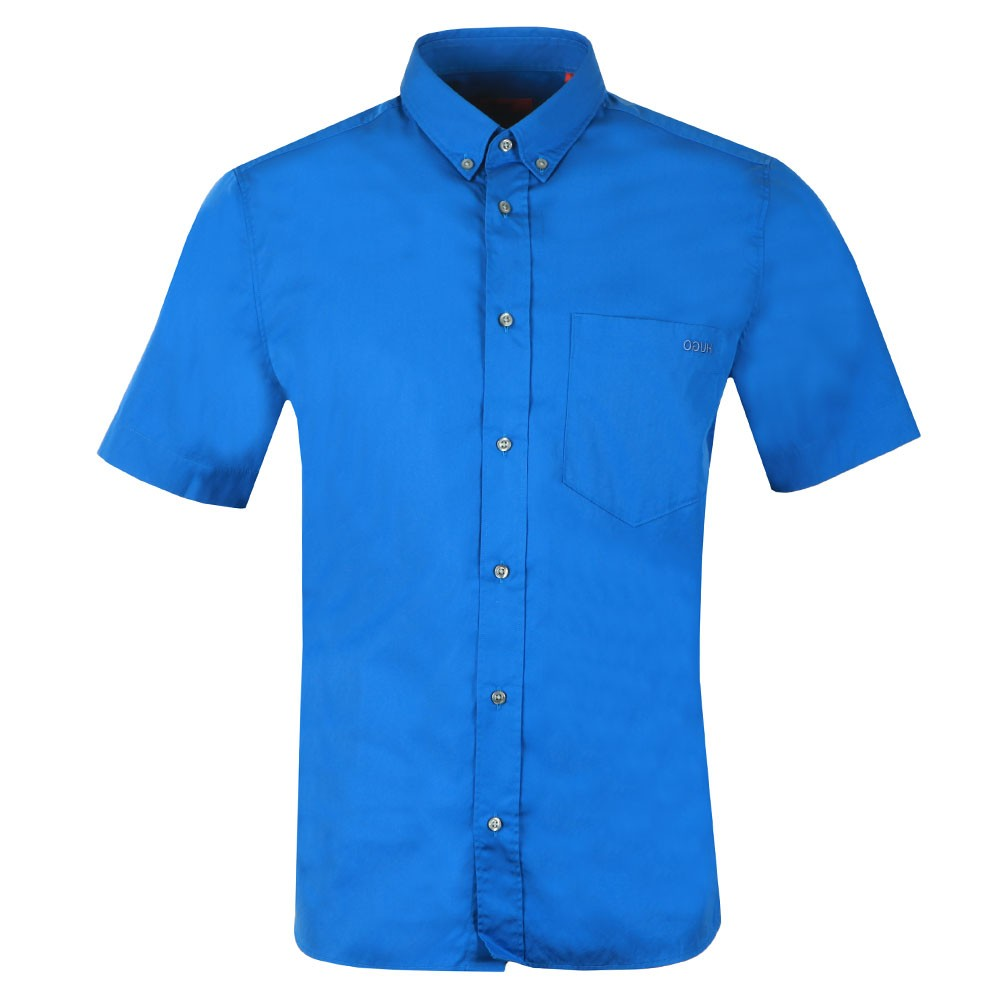 Relaxed Fit Short Sleeve Shirt main image