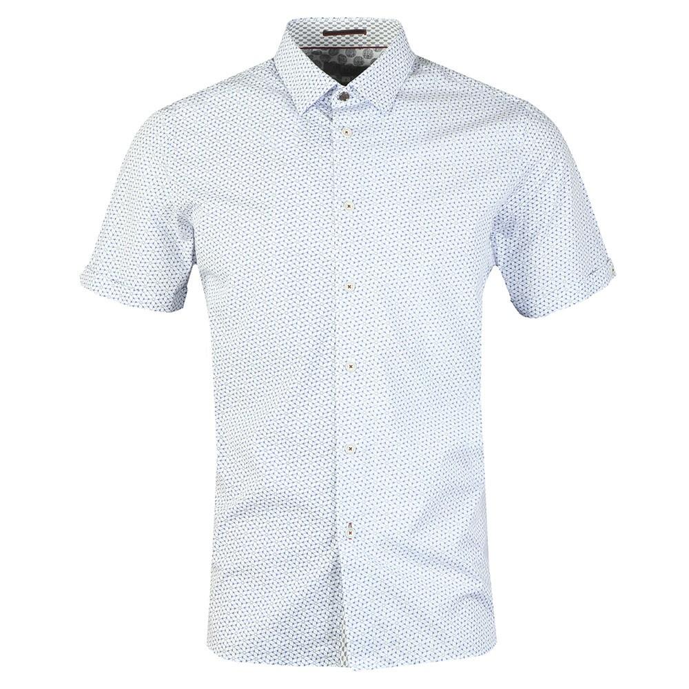 S/S Rectangle Geo Shirt main image