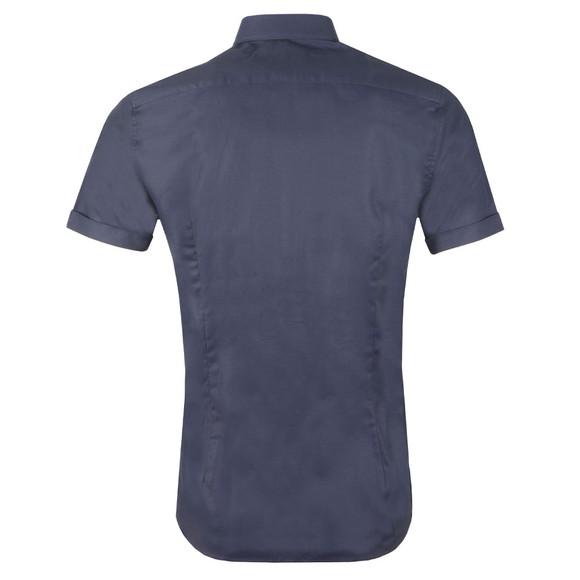 Ted Baker Mens Blue S/S Oxford Shirt main image