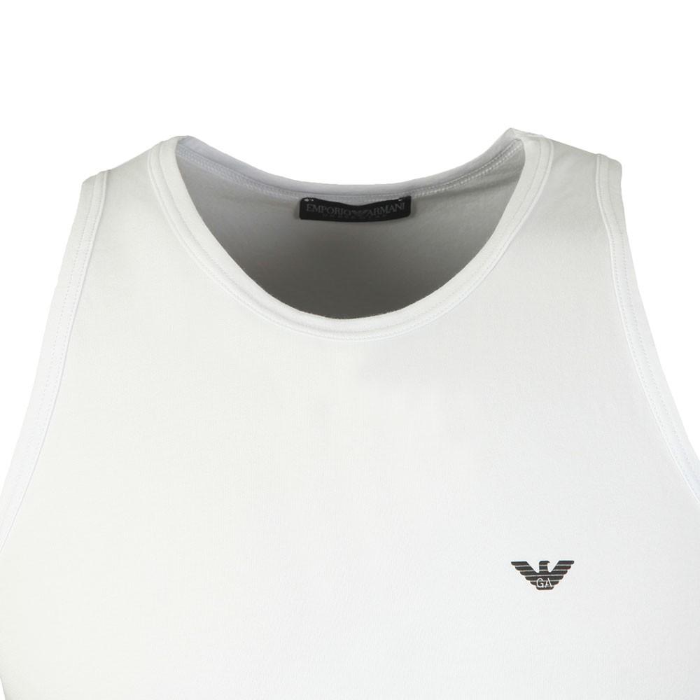 Stretch Cotton Vest main image
