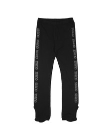 Guess Girls Black Side Logo Leggings