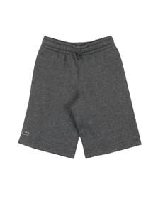 Lacoste Boys Grey Jogger Short