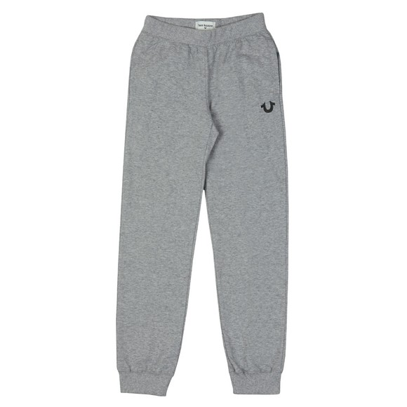 True Religion Boys Grey HS Sweatpant main image