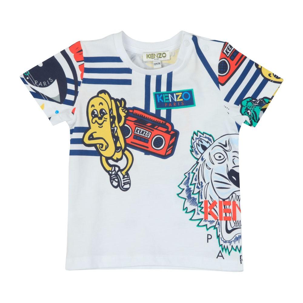Fino Wax Kenzo T Shirt main image