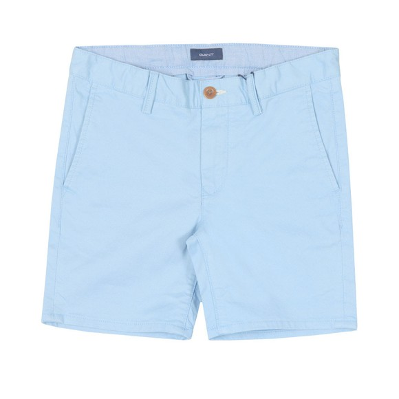 Gant Boys Blue Boys Chino Short main image