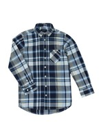 Broadcloth Plaid Shirt