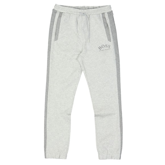 BOSS Mens Grey Athleisure Hadiko Sweatpant