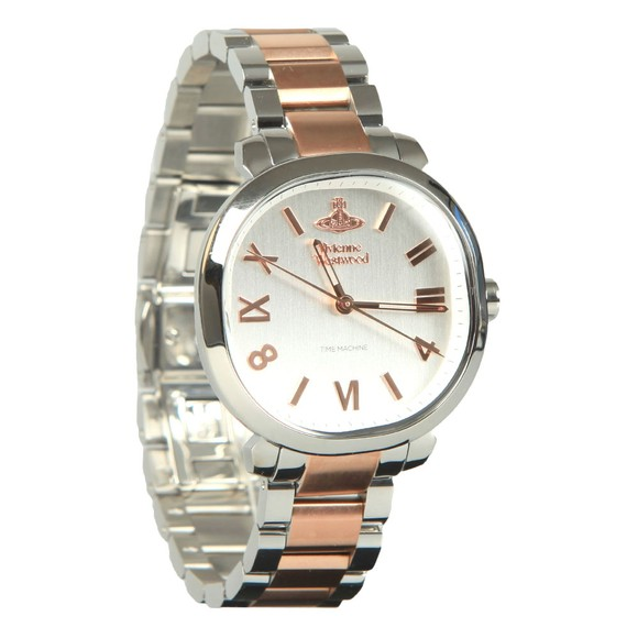 Vivienne Westwood Womens Pink Mayfair Watch main image