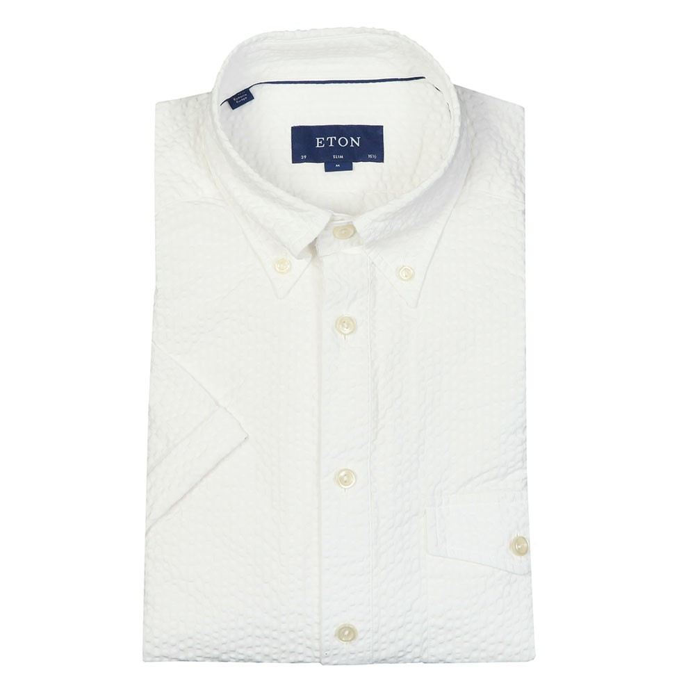 Seersucker Short Sleeve Shirt main image