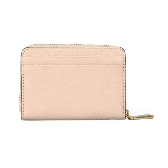 Michael Kors Womens Pink Pebbled Leather Purse main image