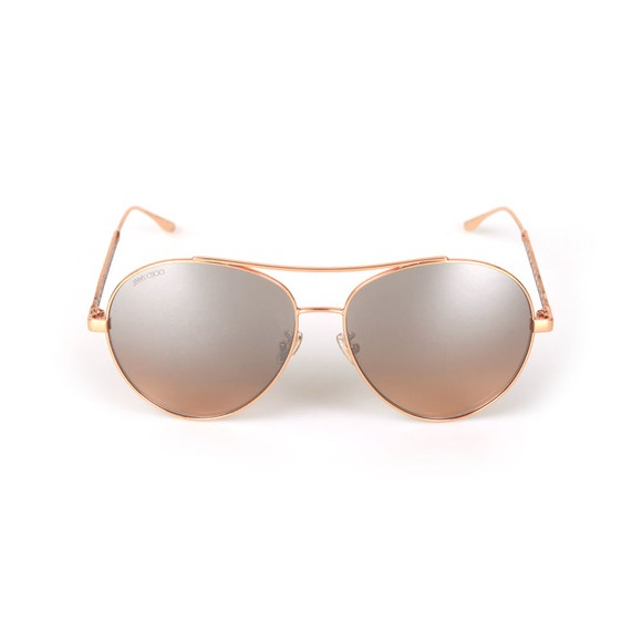 Jimmy Choo Womens Pink Noria Sunglasses main image