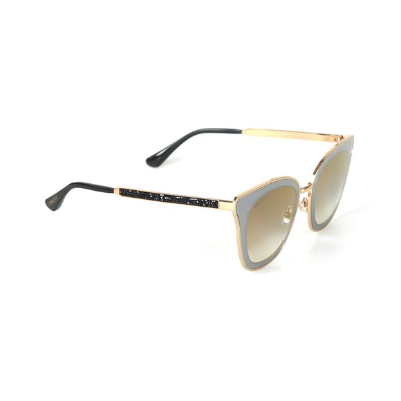 Jimmy Choo Mens Black Lory Sunglasses main image