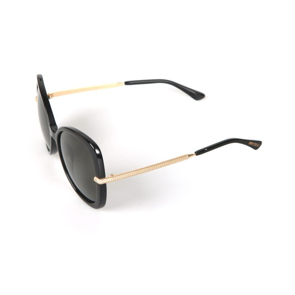 Jimmy Choo Womens Black Cruz Sunglasses main image