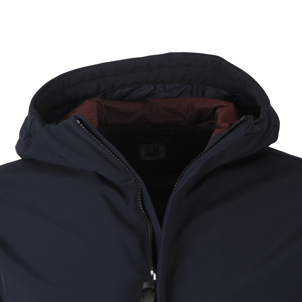 Puffer Mix Shell Jacket main image