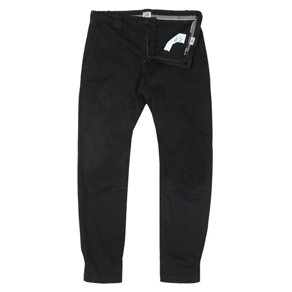 C.P. Company Mens Black Tapered Trouser