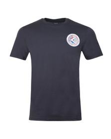 Alpha Industries Mens Blue Apollo 15 T-Shirt