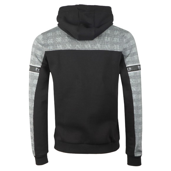 Pre London Mens Black Eclipse Hoody main image