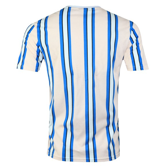 Pre London Mens Pink Bondi Stripe T-Shirt main image