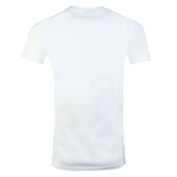 Pre London Mens White Surrey Script T-Shirt main image