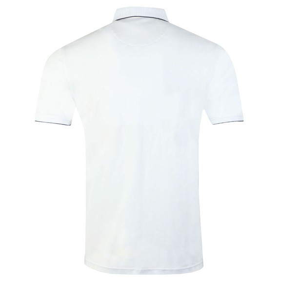 Ted Baker Mens White Fincham soft Polo main image