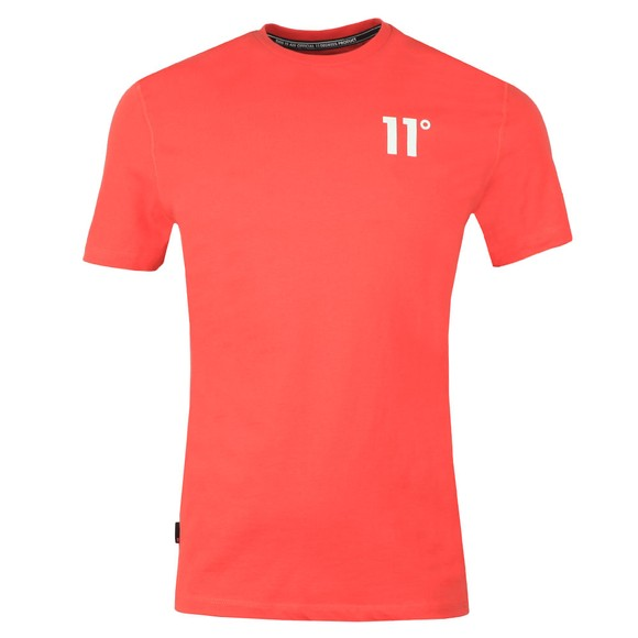 Eleven Degrees Mens Red Core Tee main image
