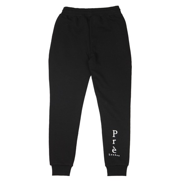 Pre London Mens Black Force Joggers main image