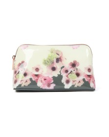 Ted Baker Womens Off-White Amela Neopolitan Makeup Bag