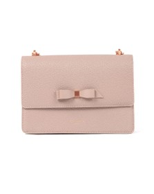 Ted Baker Womens Pink Joanaa Bow Detail Cross Body