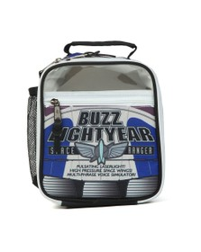 Hype Boys Blue Buzz Box Lunchbox