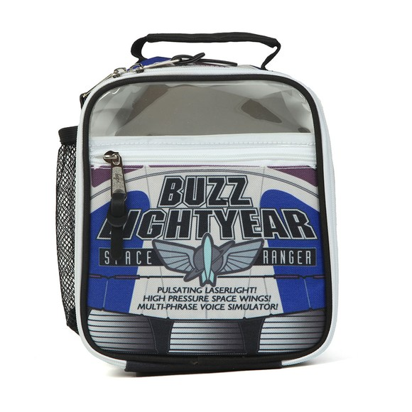 Hype Boys Blue Buzz Box Lunchbox main image