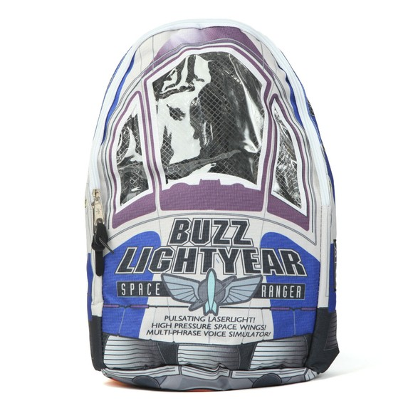 Hype Boys Blue Buzz Box Backpack main image