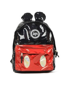 Hype Girls Black Mickey Shine Backpack