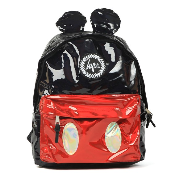 Hype Girls Black Mickey Shine Backpack main image