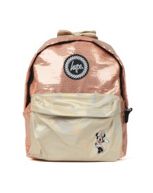 Hype Girls Pink Minnie Glam Backpack
