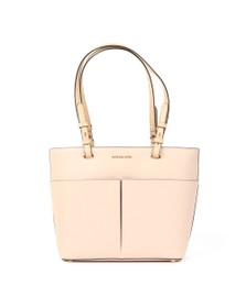 Michael Kors Womens Pink Bedford Pocket Tote