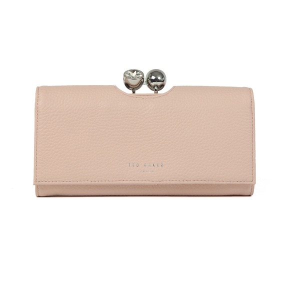 Ted Baker Womens Pink Solange Crystal Bobble Purse main image
