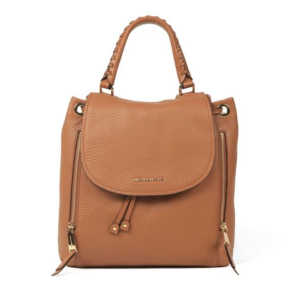 Michael Kors Womens Brown Viv Backpack main image