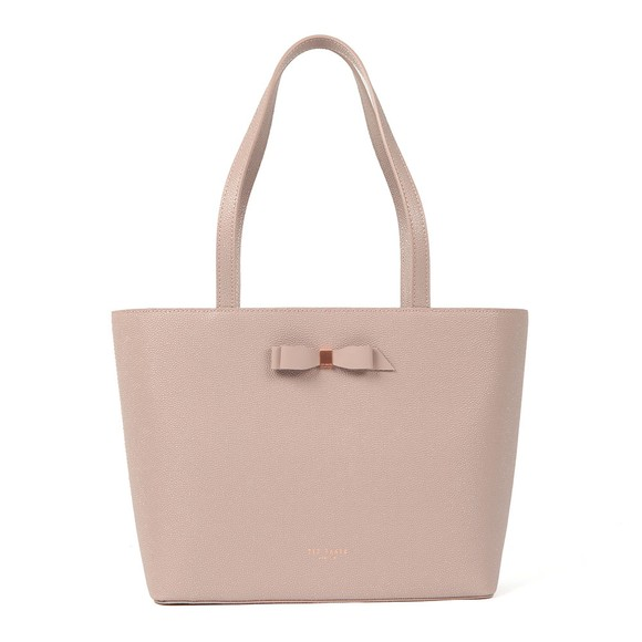 Ted Baker Womens Pink Jjesica Bow Detail Shopper main image