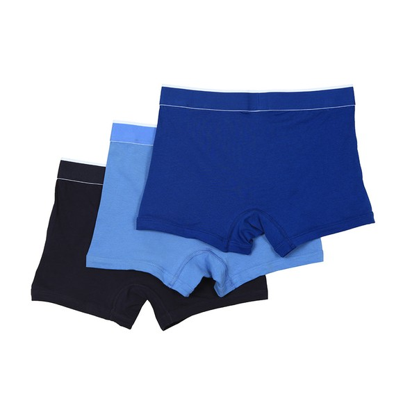 Lacoste Mens Blue 3 Pack Trunk main image