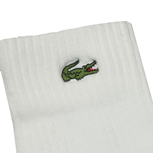 Lacoste Sport Mens White Sock main image