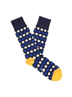 Dot Stripe Sock