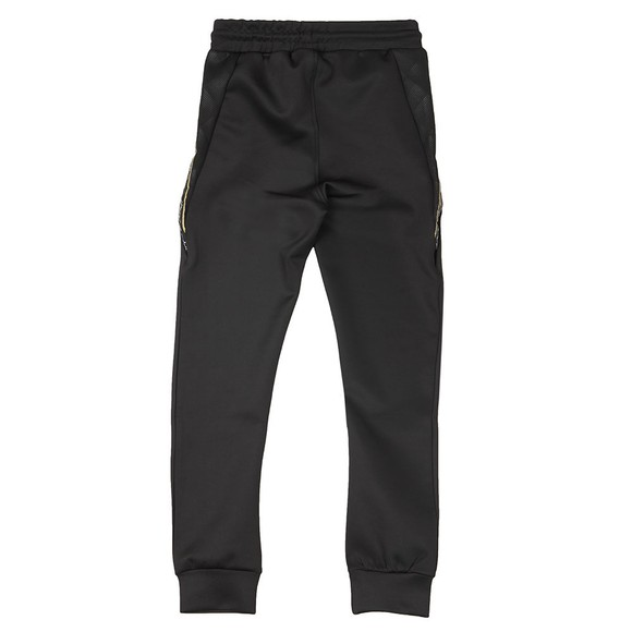 Kings Will Dream Mens Black Velfour Sweat Pant main image