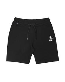 Gym King Mens Black Jersey Core Shorts
