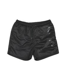 Gym King Mens Black Fraser Swim Short