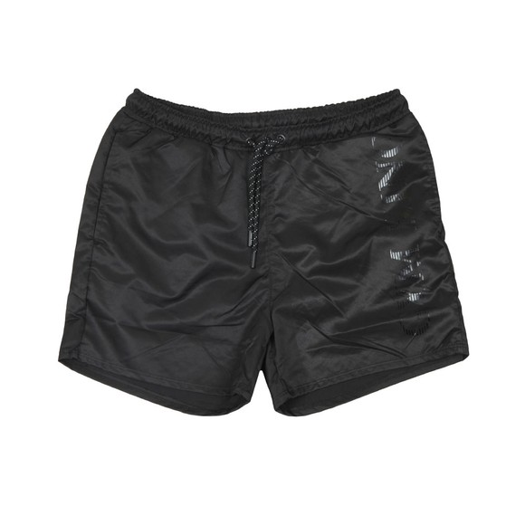 Gym King Mens Black Fraser Swim Short main image